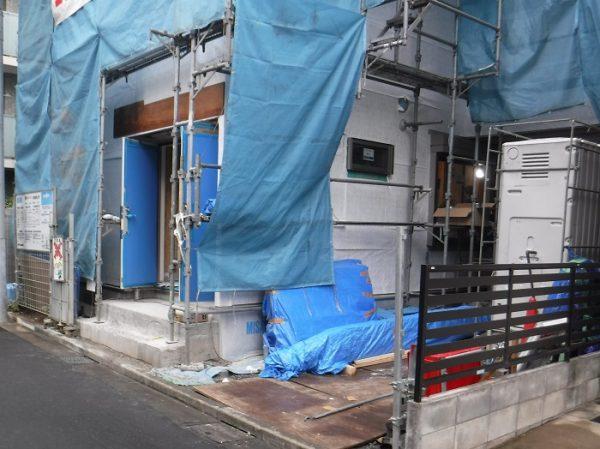 渋谷区J様集合住宅 200009