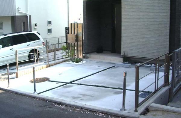 横浜市K邸 920520