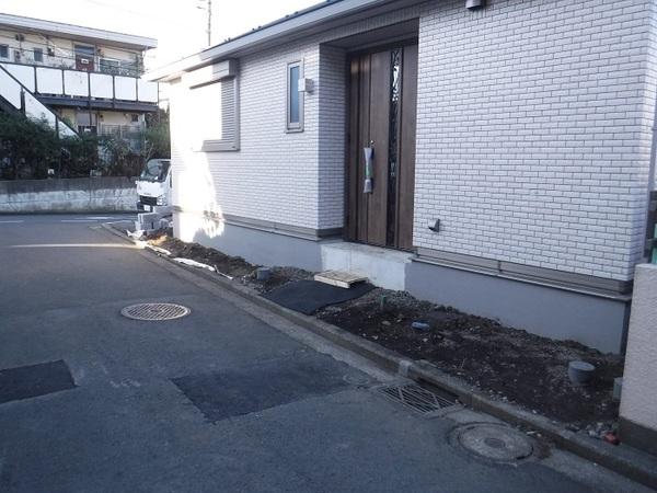 横浜市神奈川区K様邸 着工