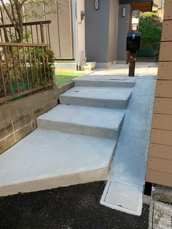 横浜市栄区R様 本日、完工です