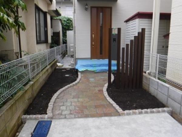 横浜市青葉区T様邸 間もなく完工