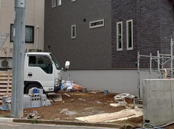 横浜市緑区S様邸 施工中